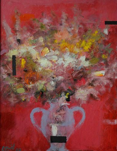"""""""Цветы в вазе"""" ::: Рашид Исмайлов"""