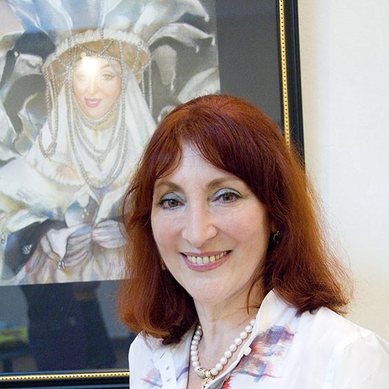 Маргарита Керимова-Соколова