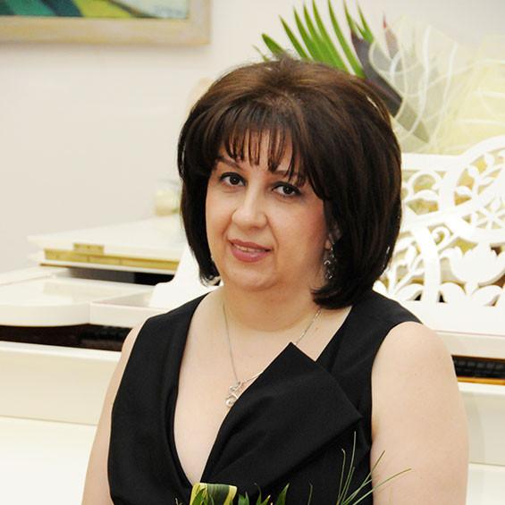 Тамилла Курбанова