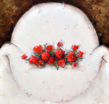 «Розы» ::: Эмин Аскеров