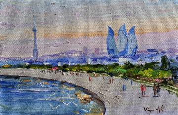 «Баку» ::: Вугар Али