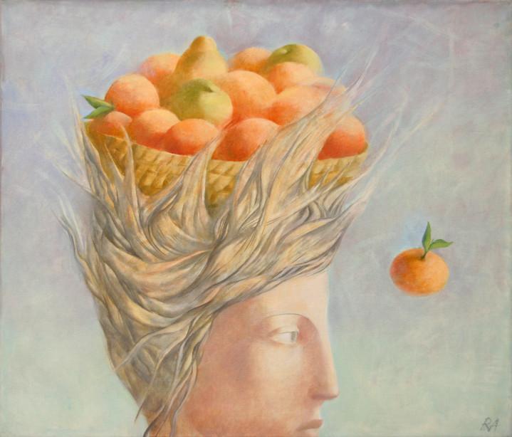 «Несущая плоды» ::: Рена Амрахова