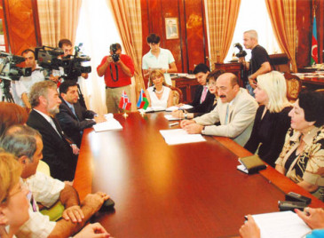 International Project: Cooperation between museums of Azerbaijan and Norway