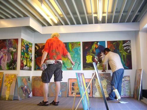Участие в международном фестивале Культуры и искусства города Родби, Дания