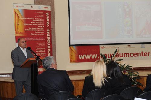 """Презентация Веб-сайта, созданного для поддержки ИОЦ """"Русский музей: виртуальный филиал"""""""