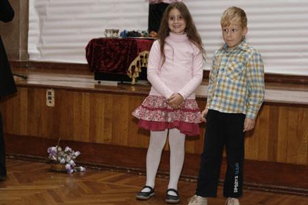 Спектакль детского театра «Гюнай»  «Персидские мотивы», посвященный  115-летию со дня рождения С.Есенина  в рамках проекта «Театр в Музее»