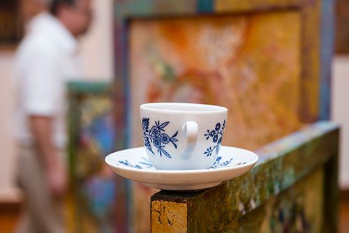 Выставка «Цвет Кофе»