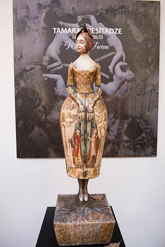 "III Бакинская Международная  Биеннале Кукол ""Fusion Doll"""