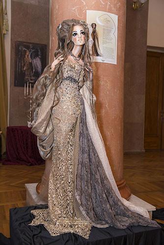 Персональная выставка кукольного автора Галины Дмитрук «Сказки на Ночь». Беларусь. Минск