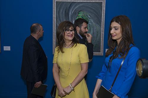 Персональная выставка молодого художника Тамиллы Гасановой «Мгновение красоты»