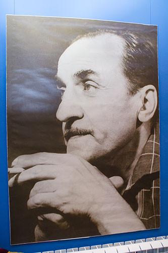 Юбилейная выставка «Продолжение», посвященная 100-летию xудожника Гасана Ахвердиева