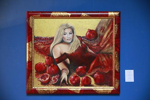Персональная выставка художника Фирангиз Гусейновой «Сокровища сердца»