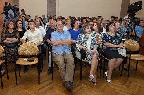 Вечер памяти Народного артиста Азербайджана Шахмара Алекперова