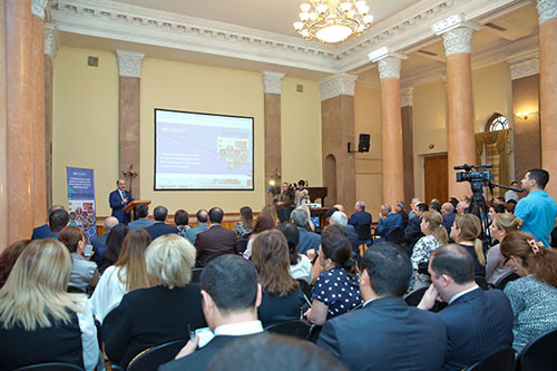 Презентация образцов азербайджанского материального культурного наследия государственного реестра