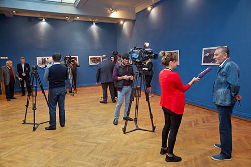 Фотовыставка посвященная 120-летию Азербайджанского кино
