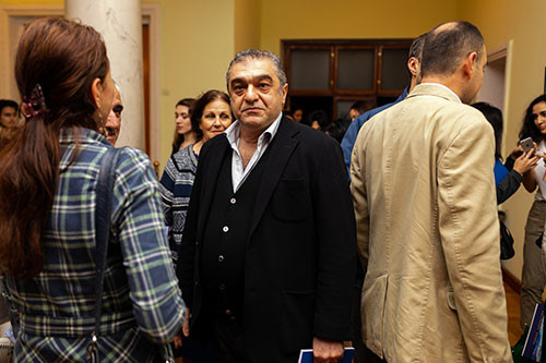 Персональная выставка Фархада Гамзалиева «Жизнь есть творчество»