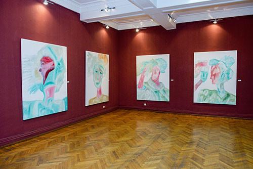 Выставка современного искусства португальского художника Карлоса Мота