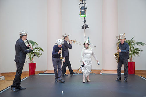 VI Международная биеннале современного искусства «Алюминий» «Ценности нашей жизни»