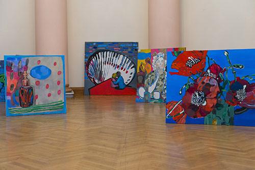 Выставка Ирины Эльдаровой «Искусственное Дыхание – Pullman ArtNight»