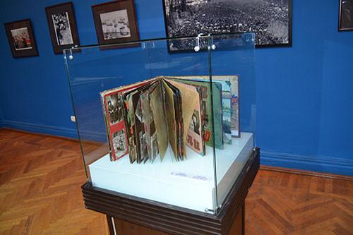 Выставка, посвященная трагедии 20 Января «Помните, увековечьте, не забудьте!»