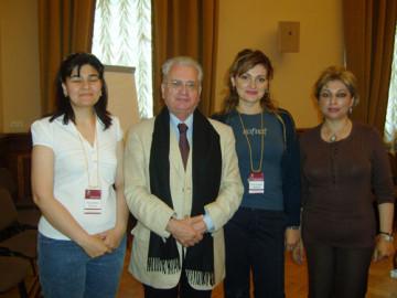 УПРАВЛЕНИЕ МУЗЕЕМ – Региональный Тренинг ЮНЕСКО/ИКОМ для государств – участников стран СНГ 30 июня – 5 июля 2008 года