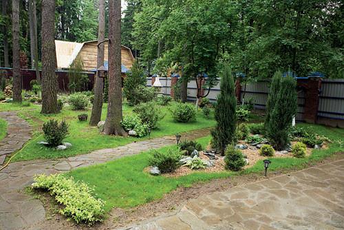 Landscape style of gardening
