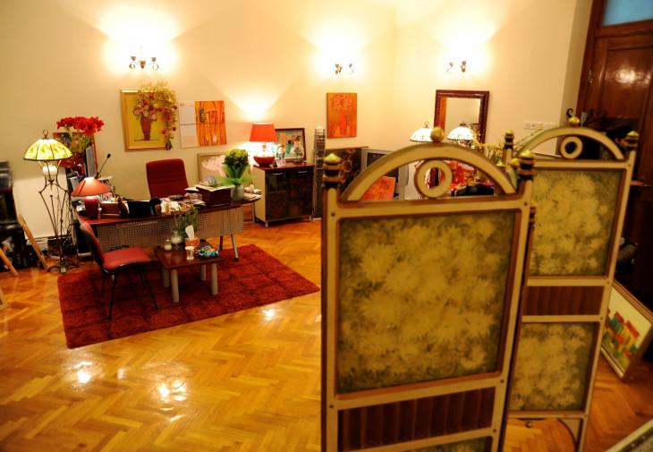 кабинет директора Музейного Центра