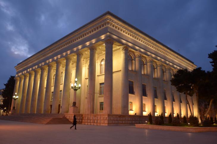 Здание Музейного Центра