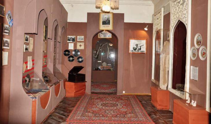 Государственный Музей Музыкальной Культуры Азербайджана